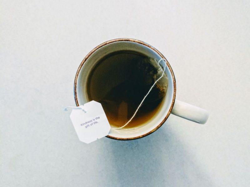 Recept na účinný zelený čaj so zázvorom na chudnutie