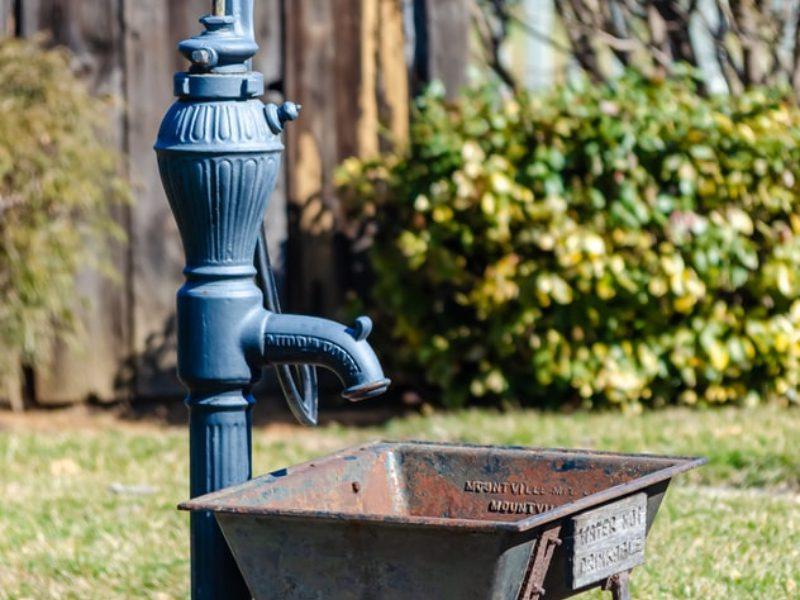 Vlastná voda z vŕtanej studne